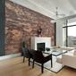Fototapeta - vintage wall red brick