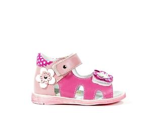 Sandały dziecięce mid 248 różgro