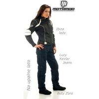 Motomod spodnie jeansowe lucy damskie