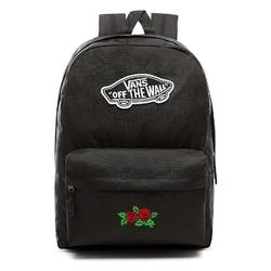 Plecak szkolny vans realm backpack custom rose róża - vn0a3ui6blk