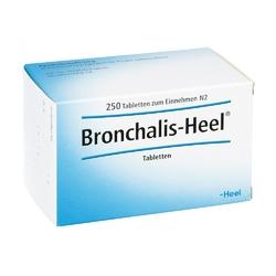 Bronchalis heel tabletki
