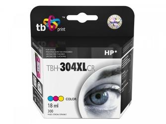 TB Print Tusz do HP DJ 3700 TBH-304XLCR BK ref.
