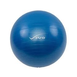 Piłka gimnastyczna vivo 55cm dark blue fa001