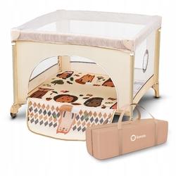 Lionelo sofie classy beige kojec dla dziecka
