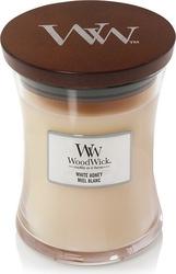 Świeca core woodwick white honey średnia