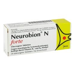 Neurobion n forte tabletki