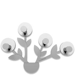 Wieszak ścienny Francine CalleaDesign biały, aluminium 13-013-1