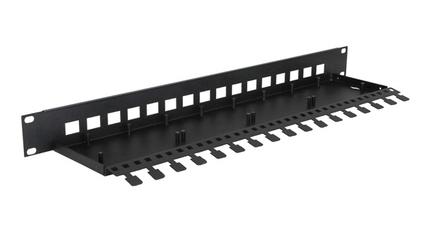 Obudowa do szafy rack 19 na 4 kanałowe moduły przepięciowe ewimar ptuptf-rack - szybka dostawa lub możliwość odbioru w 39 miastach