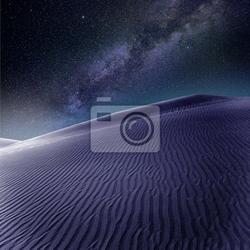 Fototapeta wydmy pustyni w maspalomas na gran canarii