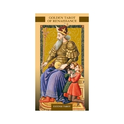 Golden tarot of the renaissance estensi