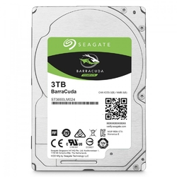 Seagate BarraCuda 3TB 2,5 128MB ST3000LM024