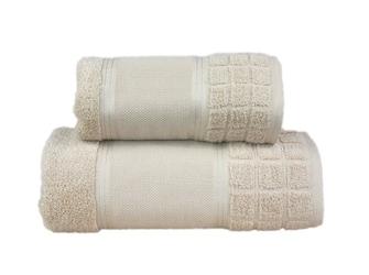 Ręcznik special greno beżowy 70 x 140