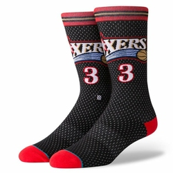 Skarpety Stance NBA Sixers 01 HWC - M545C18IVH - Sixers