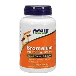 Now bromelain  bromelina  - 120caps