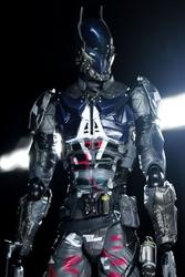 Batman arkham knight - plakat wymiar do wyboru: 30x40 cm