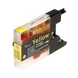 Tusz zamiennik lc-1220 y do brother lc1220y żółty - darmowa dostawa w 24h