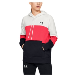 Bluza damska under armour rival fleece color block hoodie - mix