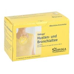 Sidroga - herbata w torebkach na kaszel