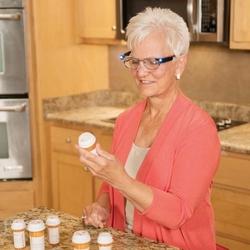 Magnibrite okulary powiększające ze światłami led - 2 szt.