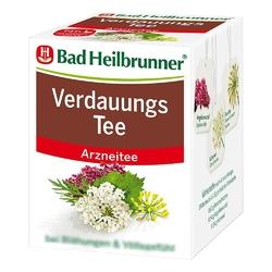 Bad heilbrunner herbata na układ trawienny