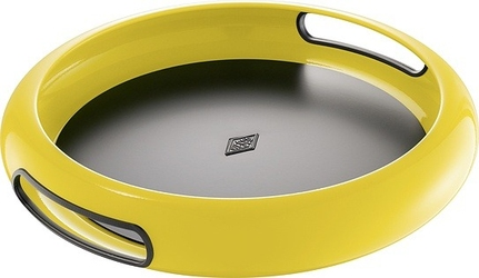 Taca do serwowania spacy tray żółta