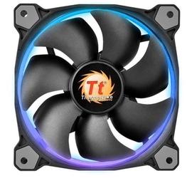 Thermaltake wentylator riing 12 led rgb 256 color 3 pack 3x120mm, lnc, 1500 rpm retailbox