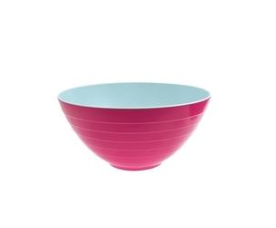 Zak miseczka dwukolorowa różowoniebieska