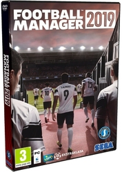 Cenega Gra PC Football Manager 2019