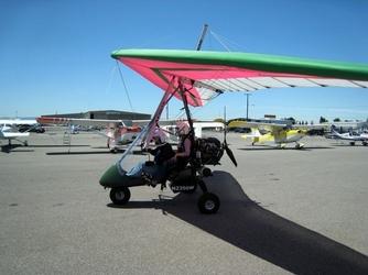 Lot motolotnią - częstochowa - 20 minut