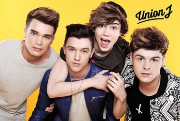 Union j yellow - plakat