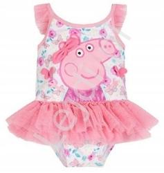 Strój kąpielowy świnka peppa dla dziewczynki
