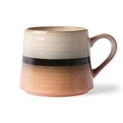 Hkliving ceramiczny kubek na herbatę 70s xl: tornado ace6880