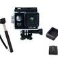 Kamera sportowa sjcam sj4000 fhd wifi + bateria + ładowarka + monopad