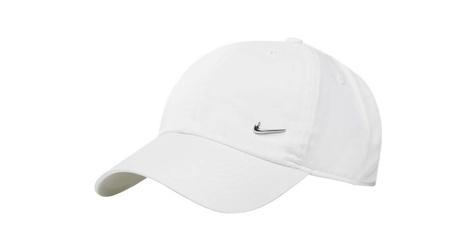 Nike sw heritage86 cap 943092-100 one size biały