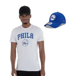Koszulka + czapka new era nba philadelphia 76ers - philadelphia 76ers