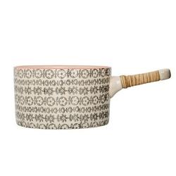 Naczynie z rączką cecile bloomingville