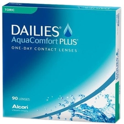 Dailies aquacomfort plus toric, 90 szt.