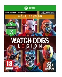 Ubisoft gra xonexsx watch dogs legion gold