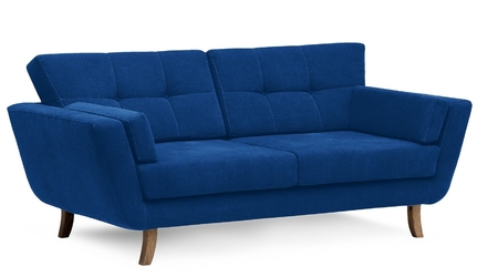 Sofa krokusar 2-osobowa braveheart cobalt