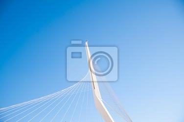Fototapeta most w jerozolimie