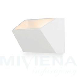 Mex ścienna gipsowa 230v g9 2x40w