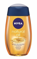 Nivea Bath Natural Oil, olejek pod prysznic, 200ml