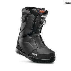 Buty snowboardowe thirtytwo lashed double boa black 2020