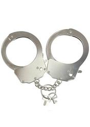 Metalowe kajdanki do zniewolenia   100 dyskrecji   bezpieczne zakupy