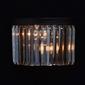Kinkiet z bursztynowych, kolumnowych kryształów mw-light loft 498025402