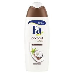 Fa, coconut milk, żel pod prysznic, 400 ml
