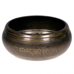 Misa tybetańska medytacyjna - z buddą - ton g4, czakra gardła