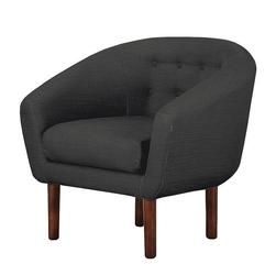 Fotel tapicerowany tana