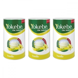 Yokebe bez laktozy koktajl na odchudzanie o smaku waniliowym zes