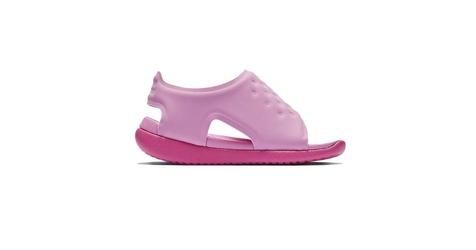 Sandały nike sunray adjust 5 td aj9077-601 27 różowy